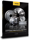 USA's New Configurable Timing Pulleys & Timing Belts Catalog
