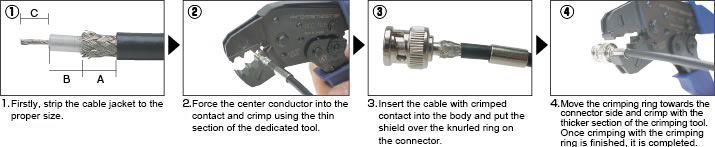 Crimping Method 1