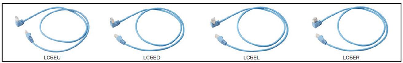 CAT5e STP Angle Type (Stranded Wire): Related Image