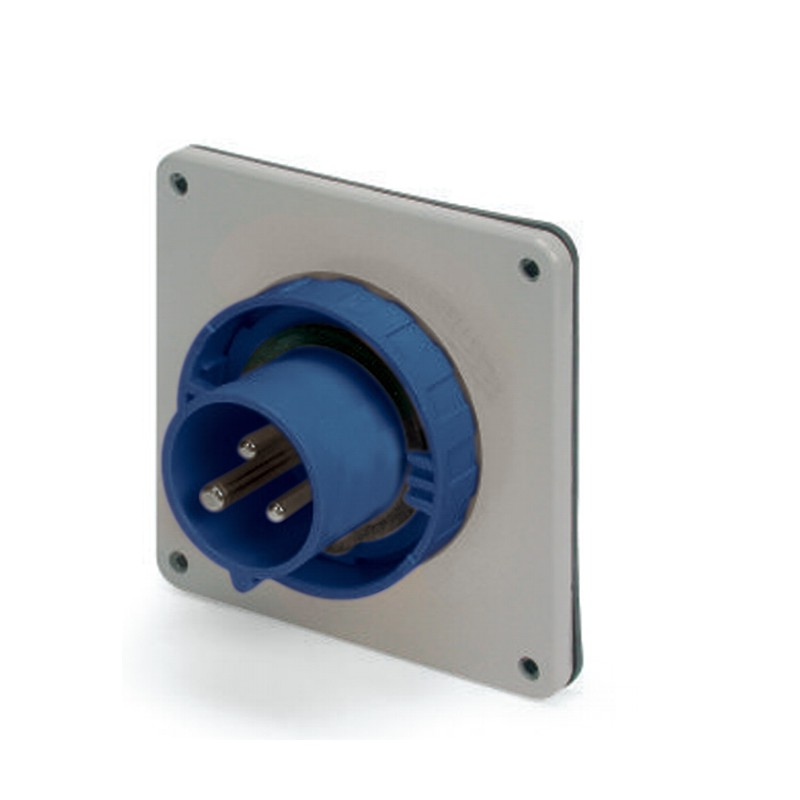 Industrial Pin & Sleeve Inlets