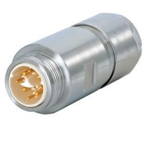 Signal TWILOCK Connector - Male Thread, M16 (SEALCON)