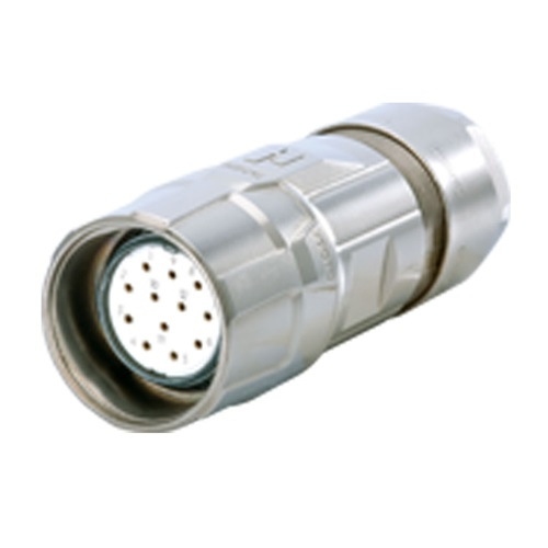 Signal TWILOCK Connector - Female Thread, M23 (SEALCON)