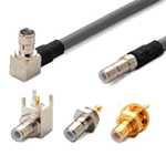 27DP Series - SMB Type Coaxial Connectors