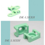 Binding band fixtures (heat resistance/ screw fixing)