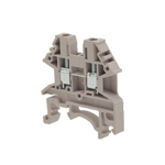 European Style Terminal Block (for 2-Row Model 35 mm Rails)