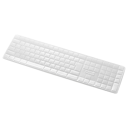 Dustproof Keyboard Cover For Magic Keyboard With Numeric Keypad (ELECOM)