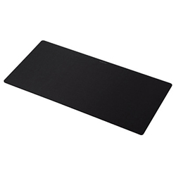 Mouse Pad / Very Large Format / Black (ELECOM)