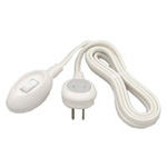 Extension Cord - Easy-to-Reach Switch Cord