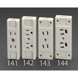 Socket-Outlet for Temporary Installation