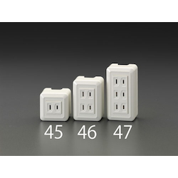 Square type socket-outlet EA940CJ-45