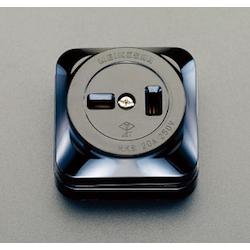 Square type socket-outlet EA940CL-10