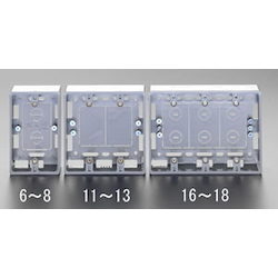Switch Box [for Cable Cover] EA940CP-13