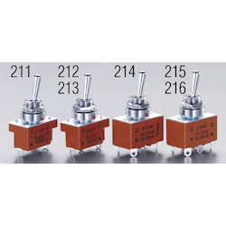 Toggle switch (Waterproof type) EA940DH-214 (ESCO)