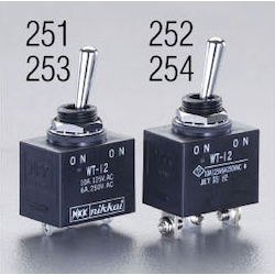 Toggle Switch (Waterproof Type)