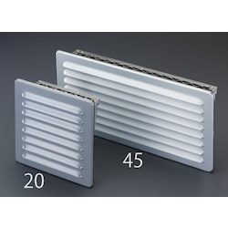 Louvered Panel Covers