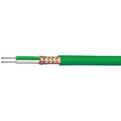Compensating Cable, Thermocouple R Type, RX-G-VVF-BA Series