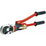 For Bare Crimp Terminal Sleeve (Manual Hydraulic Tool)