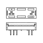 PS Series Direct Board-Attachment Type