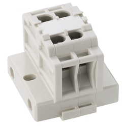 Finger Protection Terminal Block Jump-Up Assembly