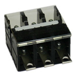 Terminal Block for Large-Capacity Series Breaker
