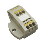 Clutch Lock Terminal Block, Compact Series (Assembly) TWM