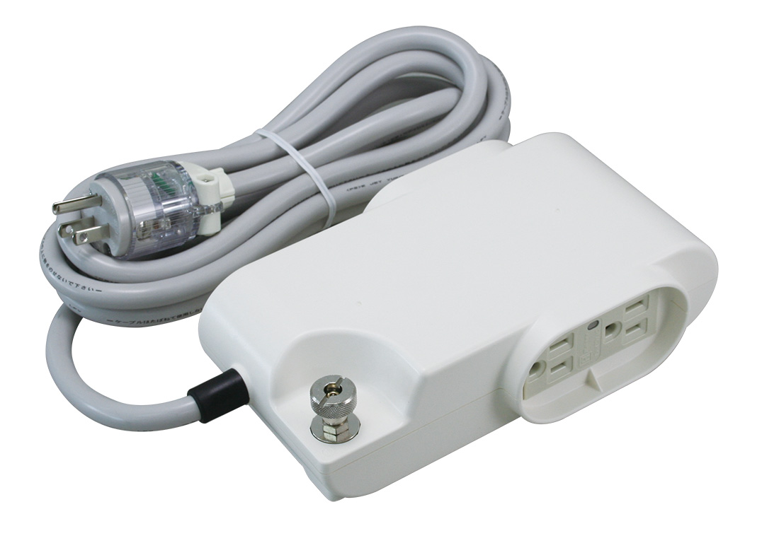 Power Strip for Use in Hospitals