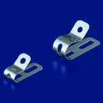 Metal cable support fittings / for use with electric circuit materials and coaxial cables (Mikumo)