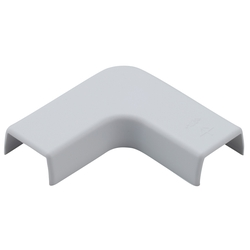 Puramall trunking curved accessories (Mirai Industry)