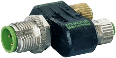 T-Coupler - M12-M8 (Murrelektronik)