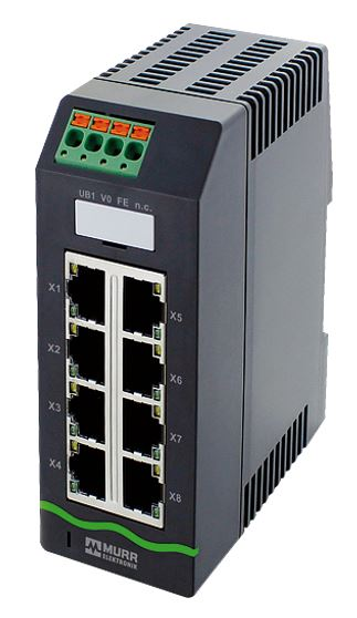 Unmanaged Network Switches (Murrelektronik)