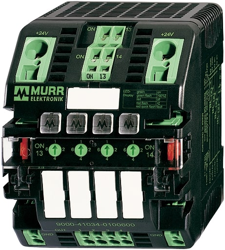 Industrial MICO Circuit Breakers (Murrelektronik)