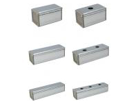 Single Unit Aluminum Compact Switch Box W48 x H45