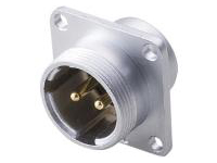 MJC Panel Mount Receptacle (Screw-Model)