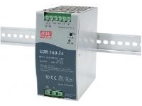 Switching Power Supply (DIN Rail Mounting, DC24V Output)
