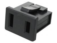 Domestic Blade Outlet, Outlet (Snap-In)/2-Prong Model