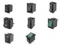 Illuminating/Non-illuminating Rocker Switch (Value Product)