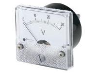 Analog Meter (Voltmeter/Ammeter for DC)