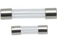 Glass Tube Fuse (Single Use, 10-pieces/pack)