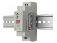 Switching Power Supply (DIN Rail-Mounting, Low-Profile, DC5V, DC12V Output)