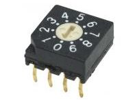 Rotary Code Switch (PCB Mounting)