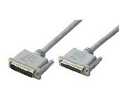Molded Dsub Cable with Connector, Immediate Shipping
