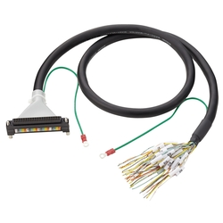 FCN Pressure Round Cable (with Fujitsu Component Ltd. Connectors) (Japan/China Common Model)