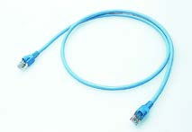 RJ45 Cat5e STP Solid Wire Cable with Double Shielding (MISUMI)