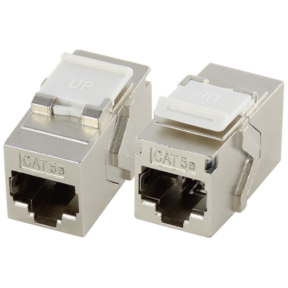 Panel Mounting Straight Type / STP / CAT5e
