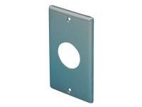 Domestic Blade Embedded Outlet Cover Plate (MISUMI)