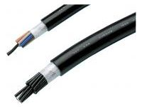 600V Ductile Vinyl Cabtire General Power Cable (VCT222, PSE-Compatible)