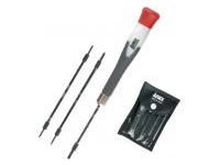 Double-Headed 3-Piece Difference Conversion Precision Screwdriver