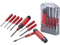 Screwdriver, 8-Piece Set