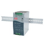 24 VDC Output DIN Rail Mount (MDR/SDR Series)