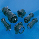 Metal Connector - Waterproof, NJW Series (Nanaboshi Electric Manufacturing)